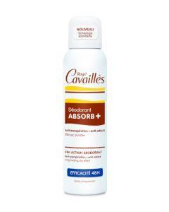 Rogé Cavaillès Aborb+ Déodorant Efficacite 48H Spray 150ml