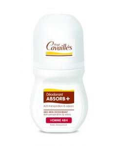 Rogé Cavaillès Absorb+ Déodorant Homme Roll-On 50ml