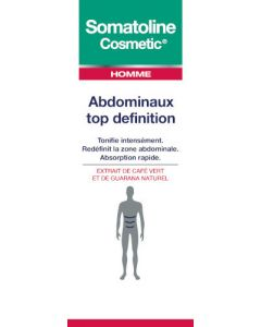 Somatoline Cosmetic Abdominaux Top Definition Homme 200ml