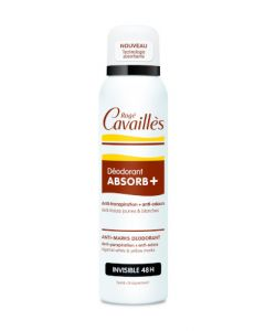 Rogé Cavaillès Absorb+ Déodorant Invisible Spray 150ml