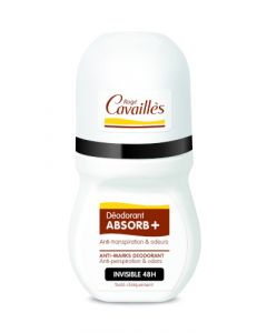 Rogé Cavaillès Absorb+ Déodorant Invisible Roll-On 50ml