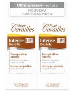 Rogé Cavaillès Intense-LP Déo-bille Transpiration Intense 2x40ml