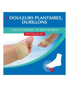 Epitact Coussinets Plantaires Taille S X 2