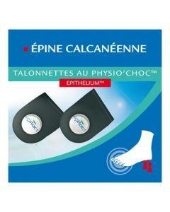 Epitact Talonnettes physio'Choc Épine Calcanéenne Femme 1 Paire