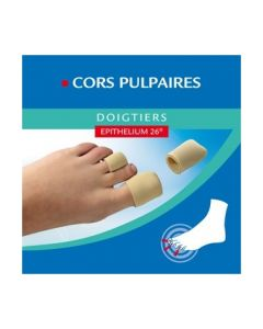 Epitact Doigtiers Cors Pulpaires Taille S X 2