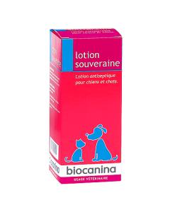 Biocanina Lotion Souveraine Chiens et Chats 90ml