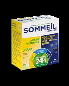 Lehning Sommeil 60 gélules (30 gélules Jour + 30 gélules Nuit)
