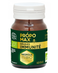 Lehning Própomax Gélules Immunité 40 gélules