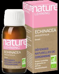 Nature Lehning Echinacea Angustifolia (Echinacée) Bio 60 ml