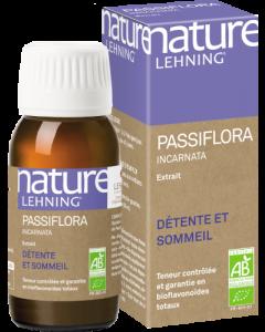 Nature Lehning Passiflora Incarnata (Passiflore) Bio 60 ml