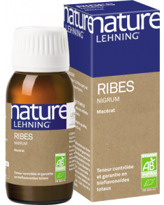 Nature Lehning Ribes Nigrum (Cassis) Bio 60 ml