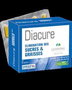 Lehning Diacure 60 gélules