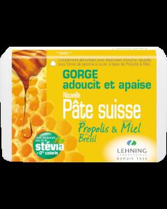 Lehning Pâte Suisse Propolis Et Miel 50 g
