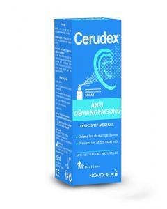Novodex Cerudex Anti Démangeaisons Spray 20ml