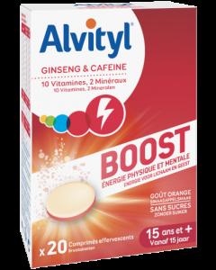 Alvityl Boost 20 comprimés