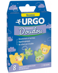 Urgo Doudou 8 pansements