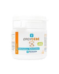 Nutergia Ergycébé 30 Multivitamines 30 Gélules