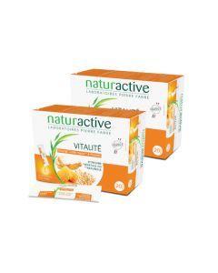 Naturactive Vitalité Stick Fluide  2x 20 Stick 10ml