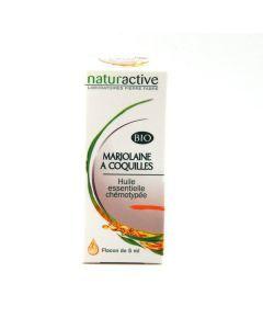 Naturactive Huile Essentielle Bio Marjolaine à Coquilles 5ml