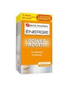 Forté Pharma Énergie Power Adulte 56 Comprimés