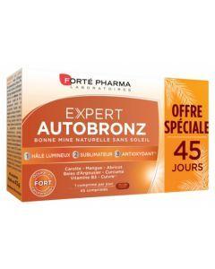 Forté Pharma Expert Autobronz 45 comprimés