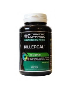 Scientec Nutrition Killercal 90 Gélules