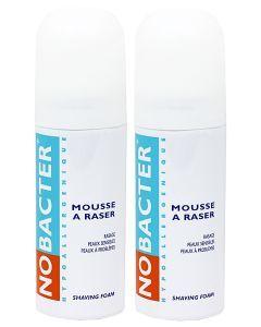 Eucerin Nobacter Mousse à Raser 150ml X2