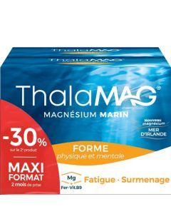 Thalamag Forme Physique et Mentale Duo 2x60 gélules -30% sur la 2ème