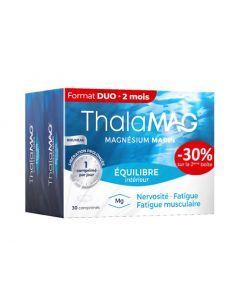 Thalamag Équilibre Intérieur Duo 2x30 comprimés Lp -30% sur la 2ème