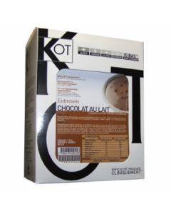 Kot Entremets Chocolat au Lait Croquant 7 Sachets
