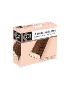 Kot Barre Chocolatée Saveur Noix de Coco 6 Barres
