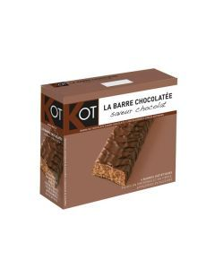 Kot Barre Chocolatée Saveur Chocolat 6 Barres