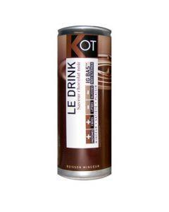 Kot Drink Minceur Saveur Chocolat Riche en Protéines 250ml