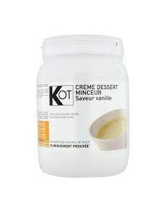 Kot Crème Dessert Saveur Vanille 400g