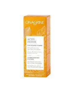 Onagrine Activ Detox Soin Regard Vitaminé 15ml