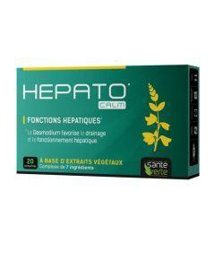 Santé Verte Hepatocalm 20 Comprimés