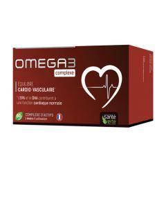 Santé Verte Omega 3 Complexe 60 Gélules
