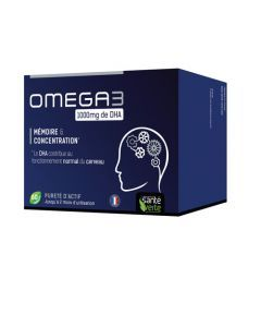 Santé Verte Omega 3 1000Mg De Dha 60 Capsules