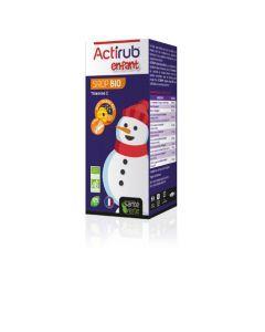Santé Verte Actirub Enfant Sirop Bio 125 ml