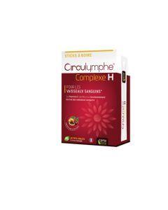 Santé Verte Circulymphe Complexe H 20 Sticks