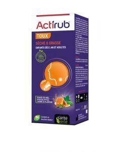 Santé Verte Actirub Sirop Toux 150 ml