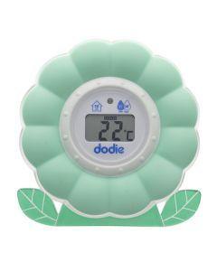 Dodie Thermomètre 2 En 1 Bain Et Chambre