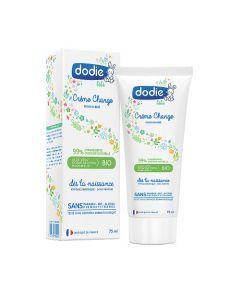 Dodie Crème Change Sans Parfum Tube 75ml