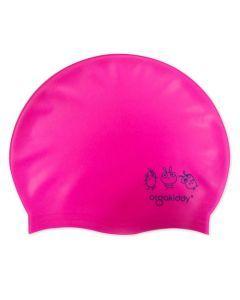 Orgakiddy Bonnet étouffe-poux rose x1