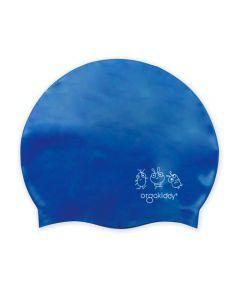 Orgakiddy Bonnet étouffe-poux bleu x1