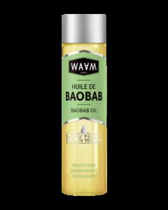 WAAM Huile de Baobab 100ml