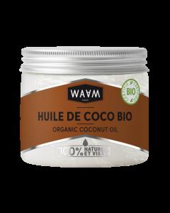 WAAM Huile de Noix de Coco Bio 350g