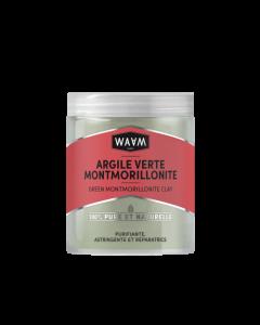 WAAM Argiles Verte Montmorillonite 250g