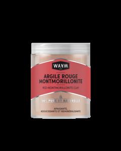 WAAM Argile Rouge Montmorillonite 250g