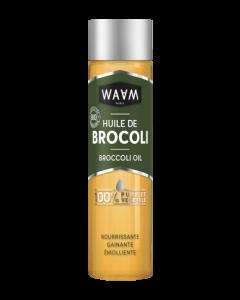 WAAM Huile de Brocoli Bio 100ml